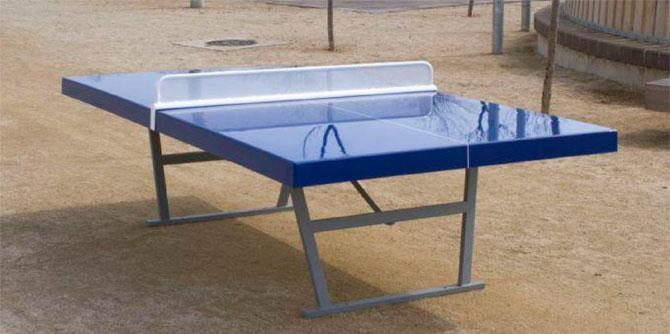 Mesas ping pong de exterior aunor sl for Mesa de ping pong milanuncios